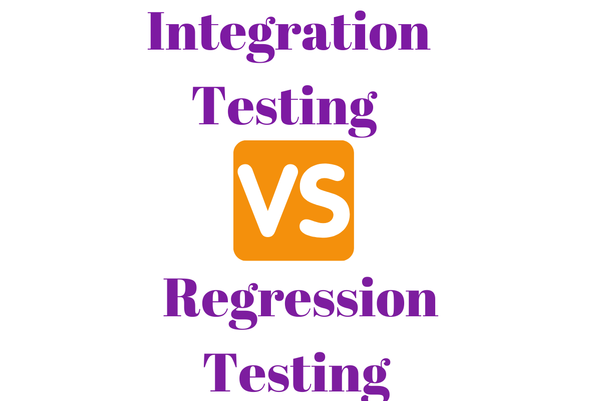 What's the Difference between Regression Testing and Integration Testing?